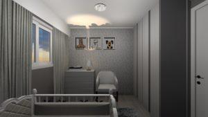 Projeto Quarto Bebê Lacuna